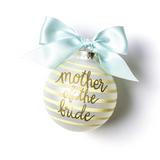 Coton Colors Ornament - Mother of the Bride