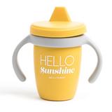 Hello Sunshine - Happy Sippy Cup