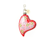 Happy Everything Ornament - Heart