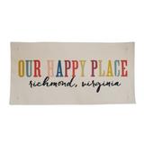 Luckybird Pillow Swap - Our Happy Place Richmond, Virginia
