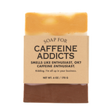 Whiskey River Caffeine Addicts Soap
