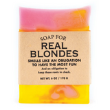 Whiskey River Real Blondes Soap