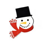 Happy Everything Large Attachment - Top Hat Frosty