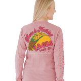 Adult Long Sleeve Shirt  - Nothing Tacos Can't Fix