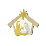 Happy Everything Large Attachment - Neutral Nativity