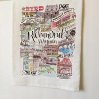 Richmond Classics Tea Towel