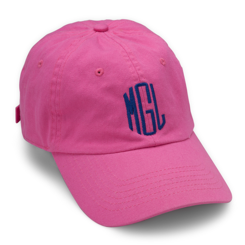 Ball Cap - Monogram Me!