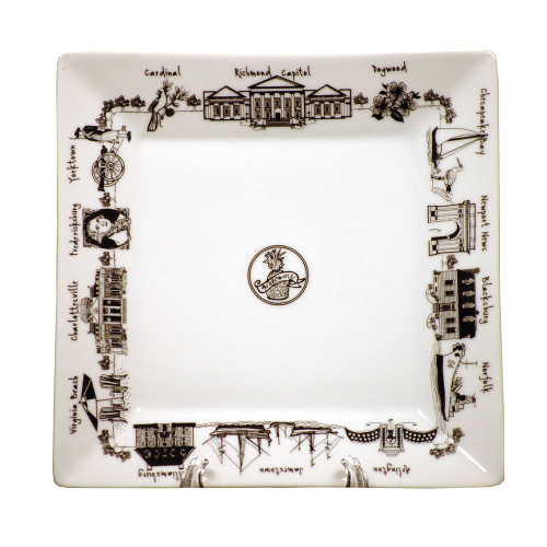 The Dish Large Square Platters