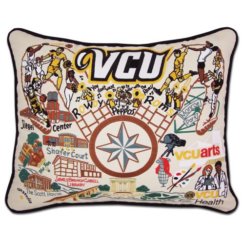 VCU Pillow by Catstudio