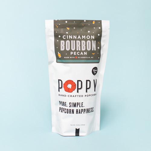 Poppy Popcorn - Cinnamon Bourbon Pecan Market Bag