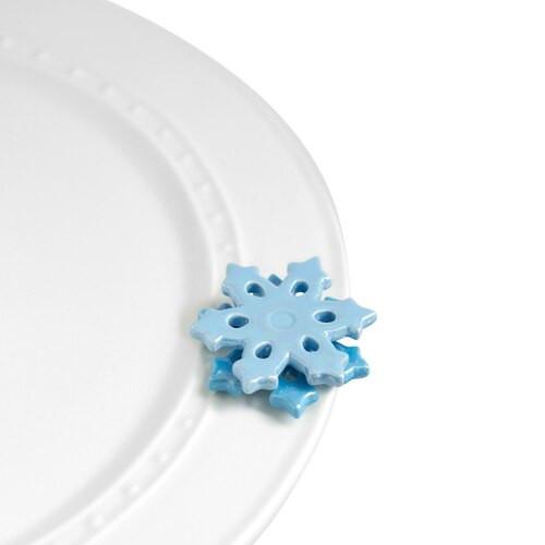 Nora Fleming Snowflake Mini