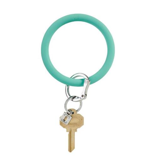 Big O Silicone Key Ring - In the Pool