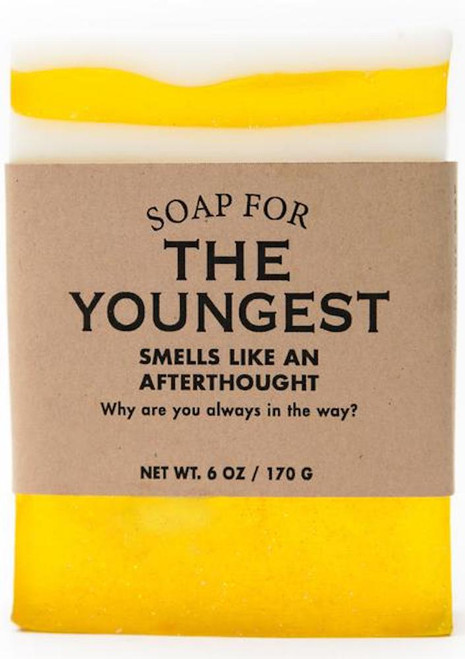 Whiskey River The Youngest Soap