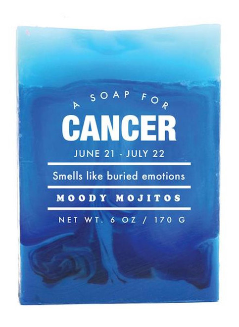 Whiskey River Astrology Soap - Cancer