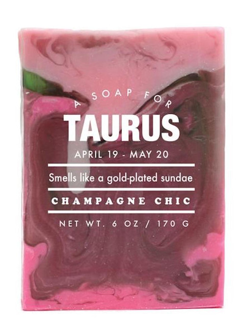 Whiskey River Astrology Soap - Taurus