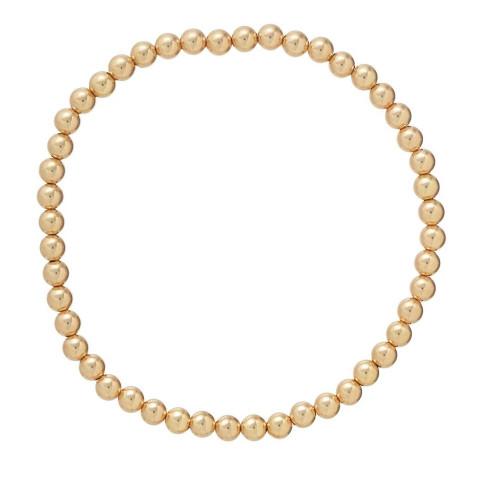 enewton Extends - Classic Gold 4mm Bead Bracelet