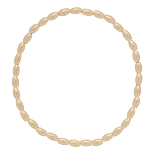 enewton Harmony Small Gold Bead Bracelet
