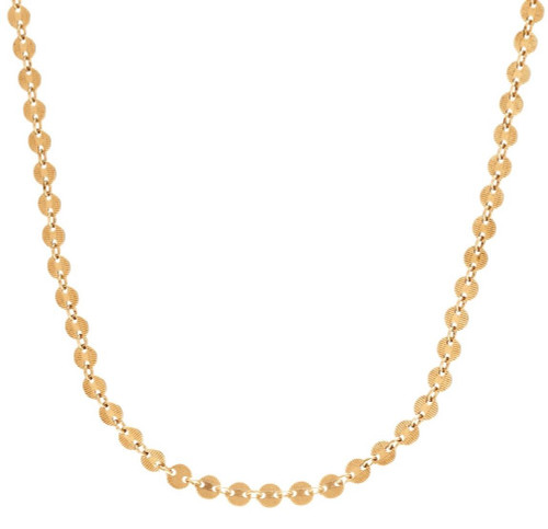 "enewton NECKLACE 41"" GOLD INFINITY CHIC CHAIN"