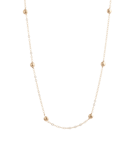 "enewton 41"" Necklace Honesty Gold"