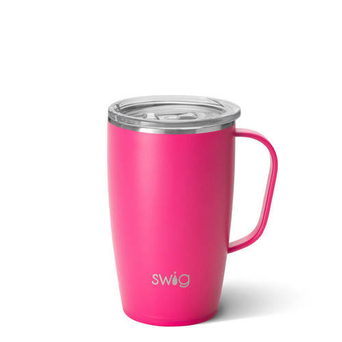 Swig! 18oz Mug - Hot Pink