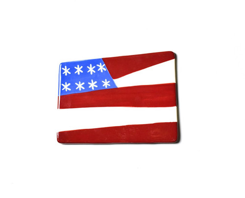 Happy Everything Large Attachment - American Flag