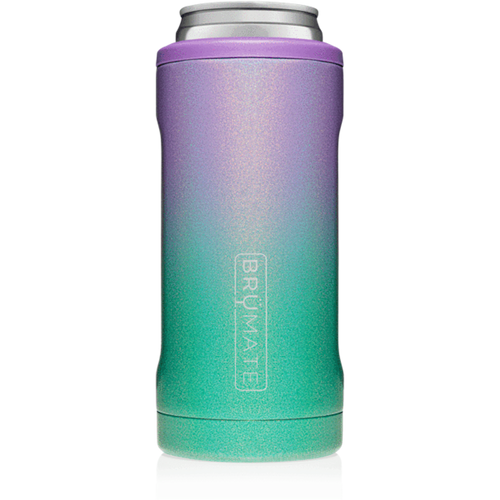 Brumate 12oz Slim Can Cooler - Mermaid