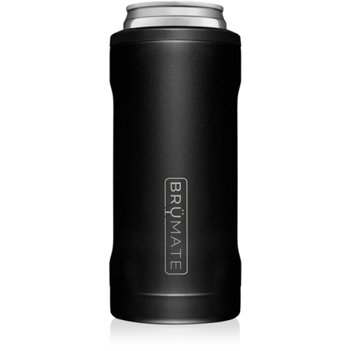 Brumate 12oz Slim Can Cooler - Matte Black