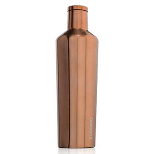 Corkcicle 25oz Canteen - Metallic Copper