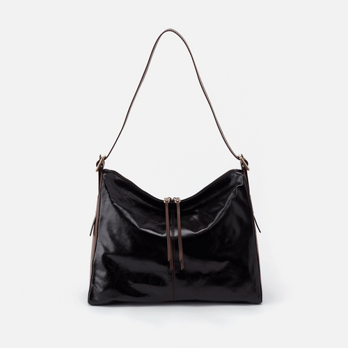 HOBO BLACK VALLEY SHOULDER BAG