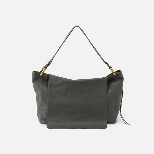 HOBO SAGE BRUSH GREEN VENTURA SHOULDER BAG