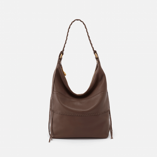 HOBO ACORN ENTWINE SHOULDER BAG