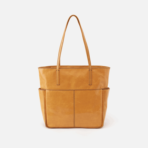 HOBO MUSTARD NOBLE TOTE BAG
