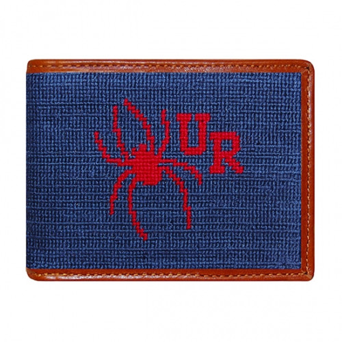 Smathers and Branson - UR - University of Richmond Credit Card Needlepoint Wallet