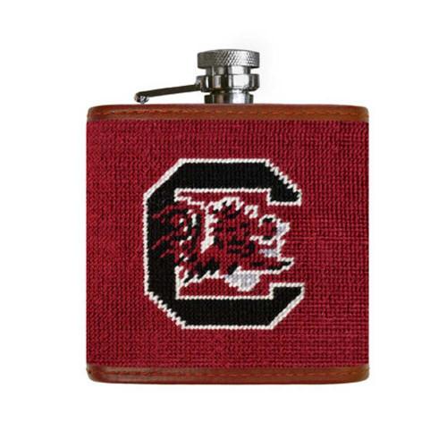 Smathers & Branson - USC - University of South Carolina Flask