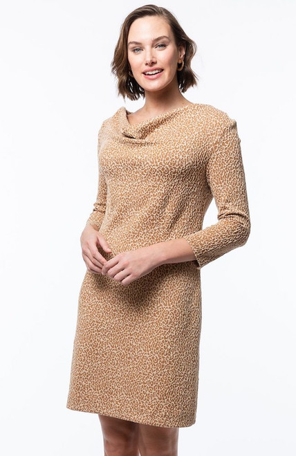 Tyler Boe - Lanie Dress – Cheetah