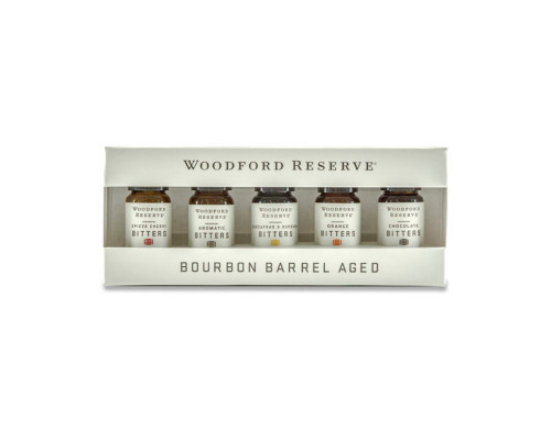 Woodford Reserve S/5 Assorted Bitters