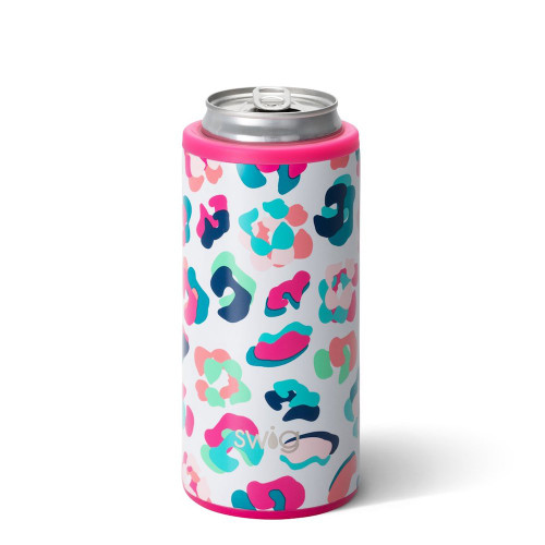 Skinny Can Cooler - Party Animal