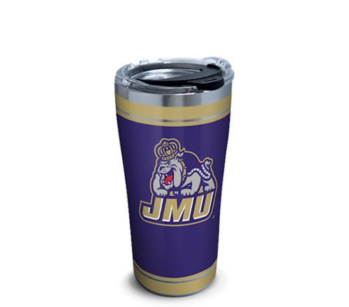 Tervis Tumbler 20oz Stainless Tumbler - James Madison University - JMU Dukes Campus