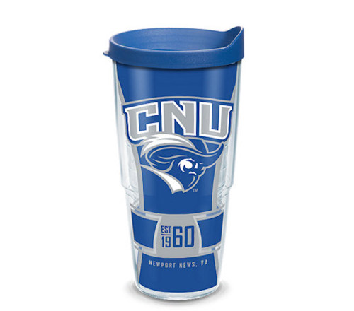 Tervis Tumbler 24oz CNU Captains Spirit