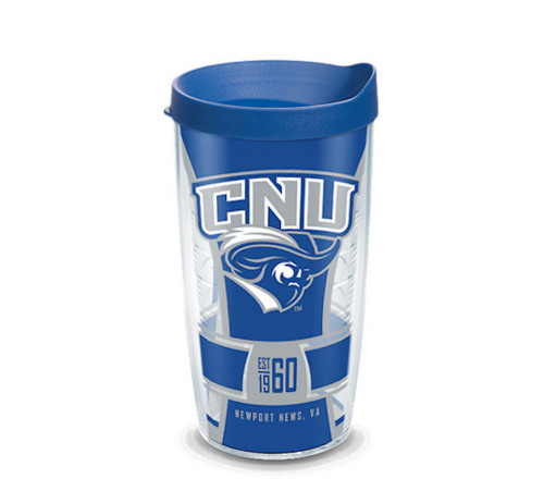 Tervis Tumbler 16oz CNU Captains Spirit