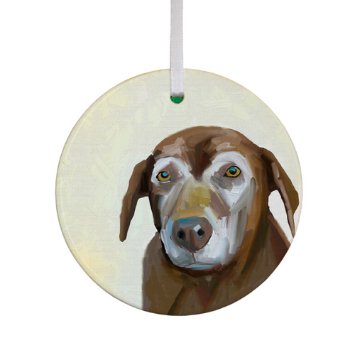 Sweet Old Dog Ornament