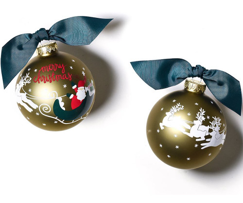 Coton Colors Ornament - Merry Christmas to All