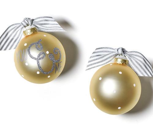 Coton Colors Ornament - You & Me