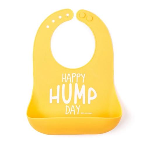 Hump Day Silicone Bib