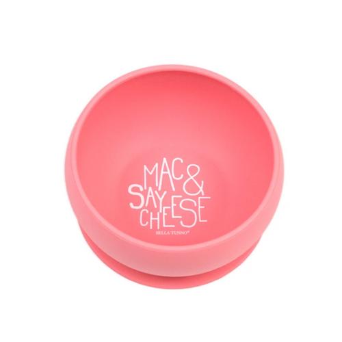Mac & Say Cheese Suction Bowl