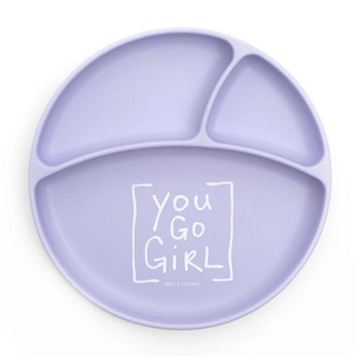 You Go Girl Suction Plate