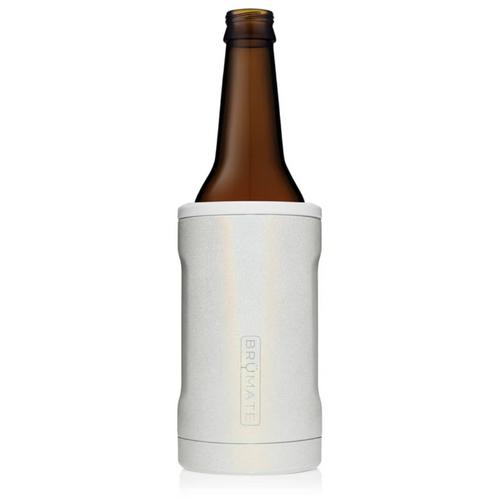 Brumate Hopsulator Bottle Cooler - Glitter White