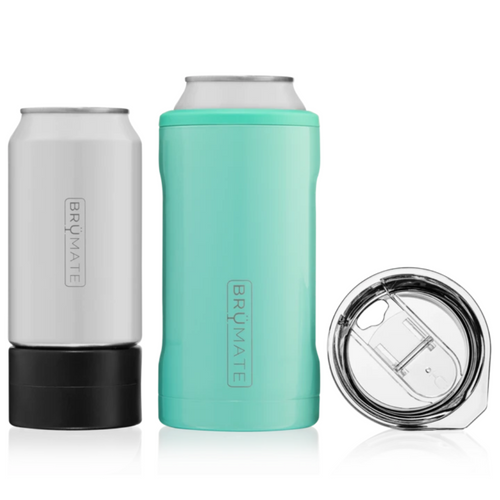 Brumate Hopsulator Trio 3-in-1 Can Cooler - Aqua