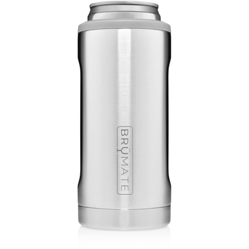 Brumate 12oz Slim Can Cooler - Stainless