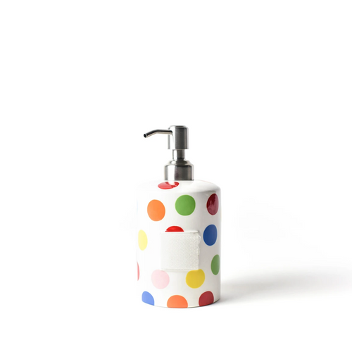 Bright Dot Mini Cylinder Soap Pump